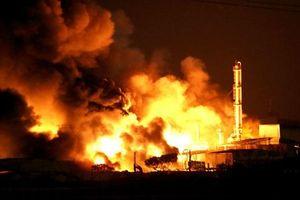 Trung Quốc: Nổ lớn tại nhà máy hóa chất, hơn 10.000 người phải sơ tán