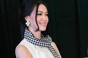 Hoa hậu Thùy Dung xuất hiện với nhan sắc không tỳ vết sau 11 năm đăng quang