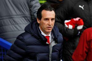 HLV Emery biện minh cho thất bại của Arsenal