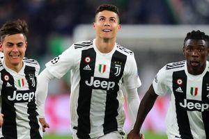 Siêu sao Cristiano Ronaldo kịp trở lại khi Juventus đấu Ajax