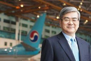 Chủ tịch Korean Air bất ngờ qua đời