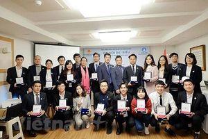 Hội sinh viên Việt Nam tại Hàn Quốc, nơi quy tụ sinh viên Việt xa xứ