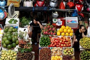 Nikkei: Nhà buôn chợ truyền thống Việt Nam cạnh tranh quyết liệt với siêu thị, cửa hàng tiện lợi