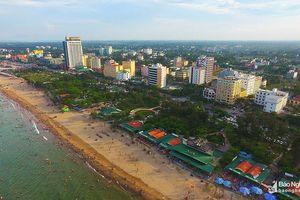 Chất lượng môi trường nước biển tại các bãi tắm ở Nghệ An đạt quy chuẩn