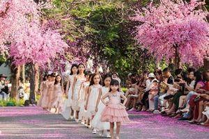 Tuần lễ thời trang Trẻ em Việt Nam hiện thực những giấc mơ cổ tích
