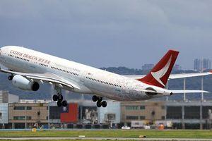Một máy bay Airbus A330 phải hạ cánh khẩn cấp tại Đài Loan
