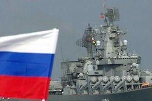 Hạm đội Biển Đen của Nga được đặt trong tình trạng sẵn sàng chiến đấu