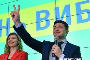 Nga sẵn sàng đối thoại với ứng cử viên tổng thống Ukraine Zelenskiy