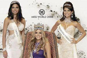 Những Hoa hậu liều lĩnh nhất hành tinh, người được hưởng trái ngọt kẻ mất cả chì lẫn chài