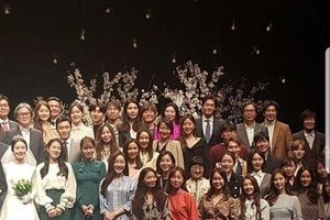 Đám cưới Lee Jung Hyun chuyện chưa kể: Gong Hyo Jin - iKON bí mật tham dự, Son Ye Jin bắt hoa cưới và cái kết