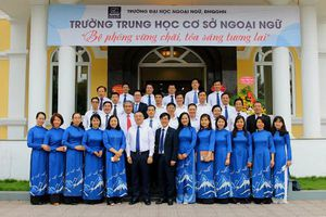 Đại học Ngoại ngữ - ĐHQG Hà Nội thành lập trường THCS chuyên ngữ đầu tiên, tuyển sinh từ năm học 2019-2020