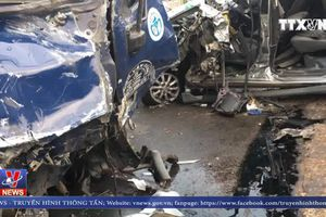 Tai nạn trên Quốc lộ 20 khiến nhiều người bị thương nặng