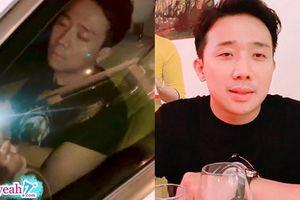 Mệt mỏi vì chạy show liên tục, Trấn Thành 'cáu gắt' với Hari Won vì phải ngồi đợi vợ quá lâu