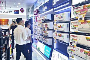 Máy lạnh hàng trưng bày giá rẻ ồ ạt lên kệ