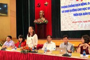 Quận Hoàn Kiếm: Nâng cao trách nhiệm đảm bảo an toàn thực phẩm trong trường học