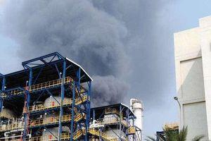 Nổ nhà máy Formosa ở Đài Loan, hơn 10.000 người phải sơ tán