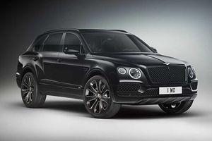 Phiên bản SUV giới hạn Bentley vừa ra mắt có gì đặc biệt?