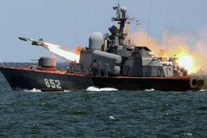 Nga vội vã kích hoạt tàu chiến, tên lửa trên Biển Đen vì NATO