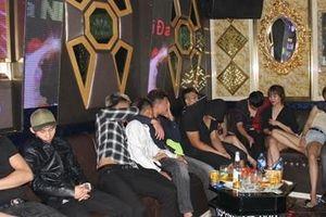 Cuộc đột kích vào quán karaoke XMEN: Ma túy khắp mọi nơi