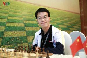 Lê Quang Liêm bật khỏi tốp Siêu đại kiện tướng quốc tế