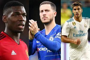 Đội hình 'siêu mạnh' của Real khi có Pogba và Hazard