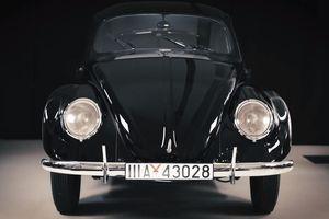 Ngắm Volkswagen Beetle 'độc nhất' do Porsche thiết kế