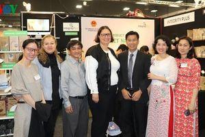 Hàng Việt Nam chất lượng cao tham gia Go Green Expo tại New Zealand
