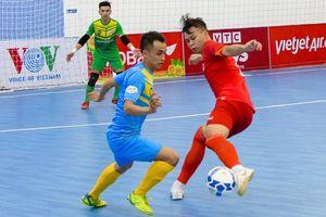 Video trực tiếp V&V FC vs Đà Nẵng, vòng loại giải VĐQG Futsal HDBank 2019