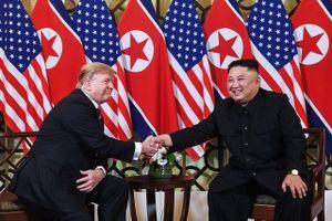 Tổng thống Trump: 'Mối quan hệ của tôi với ông Kim Jong-un rất tốt'