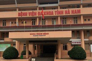 5 bác sĩ, nhân viên y tế ở Hà Nam bị bắt