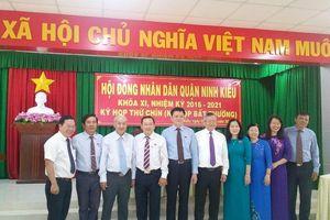 Chủ tịch quận Ninh Kiều được miễn nhiệm để nhận nhiệm vụ mới