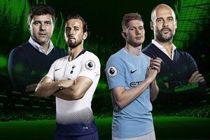 Tottenham gặp Man City: Kỷ lục chờ đợi Pep Guardiola