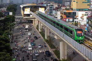 Miễn phí vé tuyến Cát Linh - Hà Đông trong 15 ngày đầu