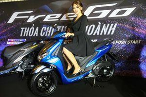 Yamaha FreeGo 125 ra mắt VN, đối thủ Honda Air Blade, giá từ 33 triệu