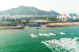 Chương trình nghệ thuật biển Quy Nhơn thu hút hơn 20.000 người