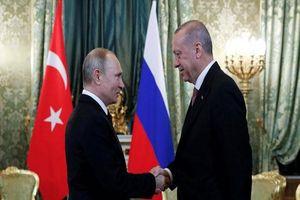 Lĩnh vực năng lượng đóng vai trò trụ cột trong hợp tác kinh tế Nga - Thổ Nhĩ Kỳ