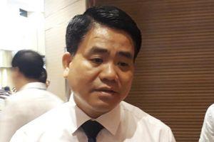 Chủ tịch Hà Nội lên tiếng về kết luận Thanh tra đất rừng Sóc Sơn
