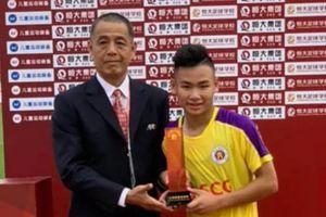 Bóng đá trẻ Việt Nam lại khiến Trung Quốc ngậm đắng