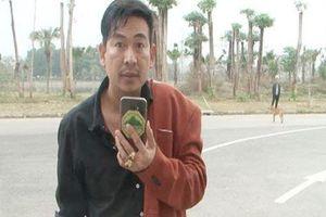 Công an Yên Bái bắt giữ Trần Đình Sang