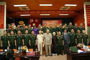 Trung tướng Đồng Sỹ Nguyên - vị tướng của Trường Sơn huyền thoại