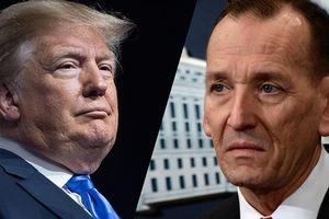 Tổng thống Mỹ sa thải Giám đốc Cơ quan Mật vụ Mỹ