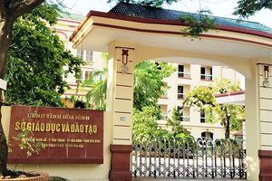 Bộ Công an trả về tỉnh Hòa Bình 28 thí sinh gian lận điểm thi