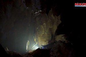 Phát hiện những bí ẩn mới trong hang Sơn Đoòng