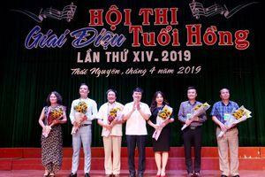 40 đoàn tranh tài tại Hội thi Giai điệu Tuổi hồng tỉnh Thái Nguyên