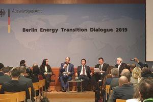 Bộ trưởng Trần Tuấn Anh tham dự Diễn đàn Đối thoại về chuyển đổi năng lượng 2019 tại Đức