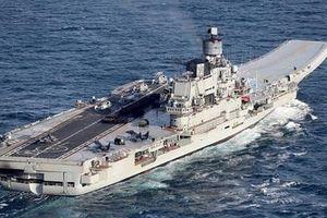 Tàu sân bay duy nhất của Nga đứng trước nguy cơ bị tháo dỡ