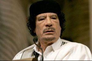 Rộ tin phát hiện kho báu hàng trăm tỷ USD của cố lãnh đạo Libya Muammar Gaddafi