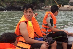 Chìm tàu trên biển Cát Bà, 5 thuyền viên được cứu nạn kịp thời