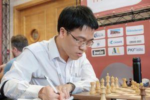 Lê Quang Liêm trở lại tốp Siêu đại kiện tướng quốc tế