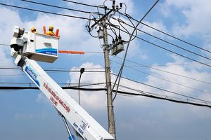 TP.HCM cúp điện từ 2 đến 3 tiếng là sự cố bất khả kháng